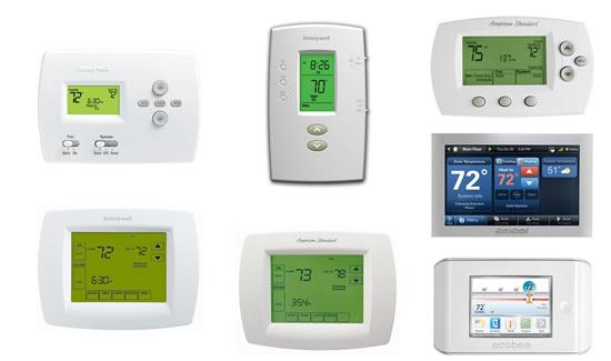 true comfort thermostat user manual