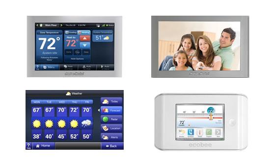 Colorado Comfort Wi Fi Thermostat
